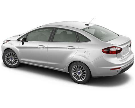ford sedan white 2016 ford titanium sedan white platinum side 2