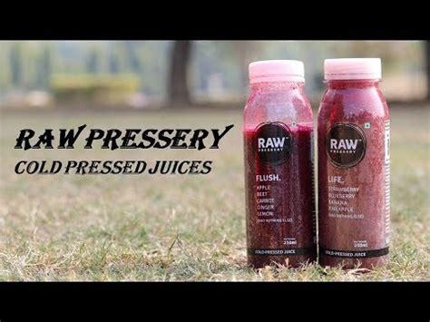 Best Detox Juice For Test by Pressery Juices Taste Test Best Cold Pressed Juice