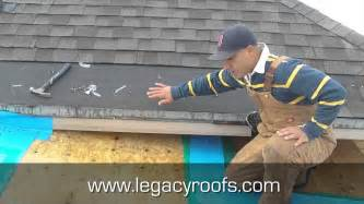 i want to see the shingled back of hairstyles how to tie in a flat roof with a shingle roof legacy
