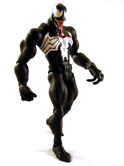 Figure Venom pin venom custom figure on