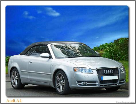 Car Audi A4 by Audi A4 Car