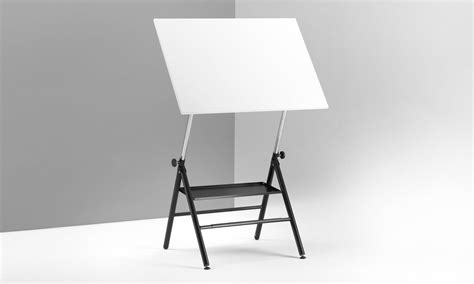 collapsible drafting table drafting tables for architect and designer emme italia