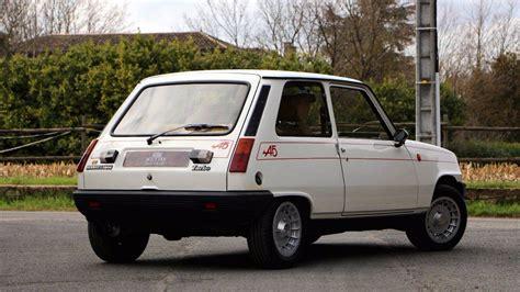 Renault 5 Turbo For Sale Usa by Renault 5 Alpine Turbo 2