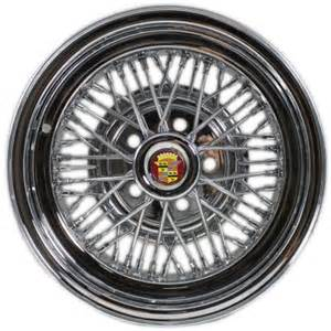 Cadillac Spoke Wheels Truespoke Wheels And Truespoke Wire Wheels