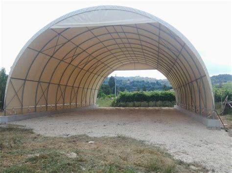 serre usate piemonte tunnel agricolo copertura foraggio a cannara