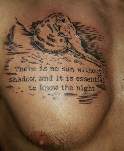 sisyphus tattoo albert camus the myth of sisyphus shapiro at three