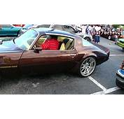 1980 Pontiac Trans Am On 22 Budnik Wheels  1080p HD