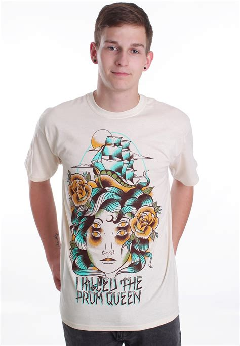 prom queen tattoo fail i killed the prom queen tattoo lady natural t shirt