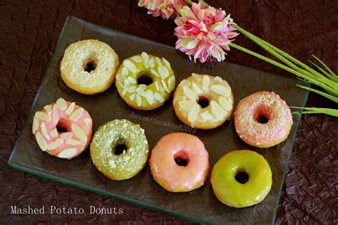 Donat Kentang Potato Donut 500gr mashed potato donuts hanamira kitchen