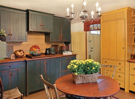 maine kitchen cabinet makers 8 ways to design a kitchen for an early house old house