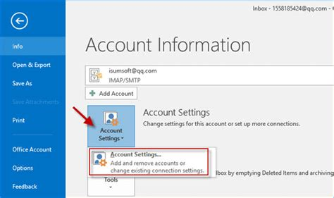 make changes to calendar in outlook change outlook 2016 password for email account or pst file