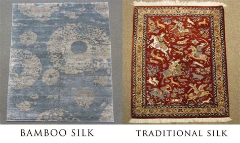 Bamboo Silk Carpet Cleaning   Carpet Vidalondon