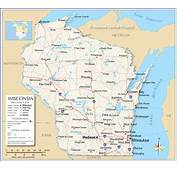 Maps Map Wisconsin