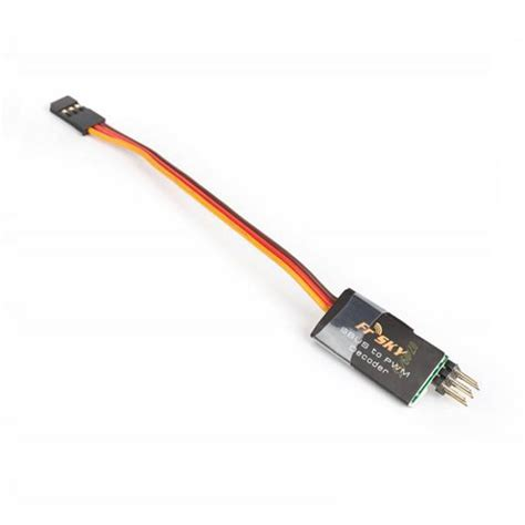 Frsky 4 Channel S To Pwm Decoder frsky sbus to pwm decoder for frsky futaba