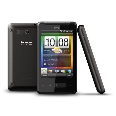 htc goes official with htc hd mini