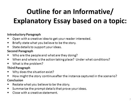 Informative Essay On by Explanatory Essay Explanatory Essay Topics Topics For An Explanatory Essay Topics Ayucar
