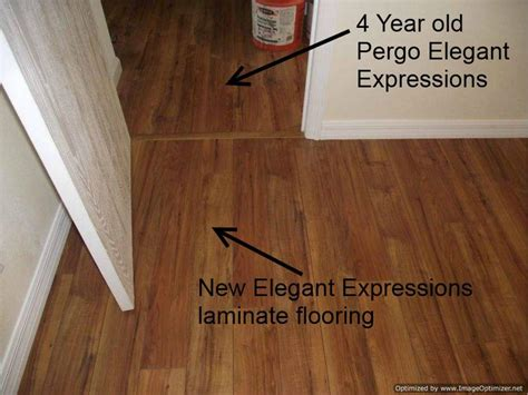 How To Lay Pergo Flooring by Pergo Expressions Review
