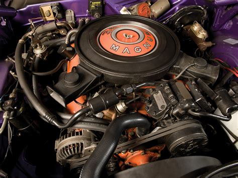 photo dodge challenger rt engine wallpaper 1970 dodge challenger r t 383 magnum muscle classic engine
