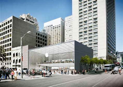 Apple Union Square | apple to relocate flagship san francisco retail store to