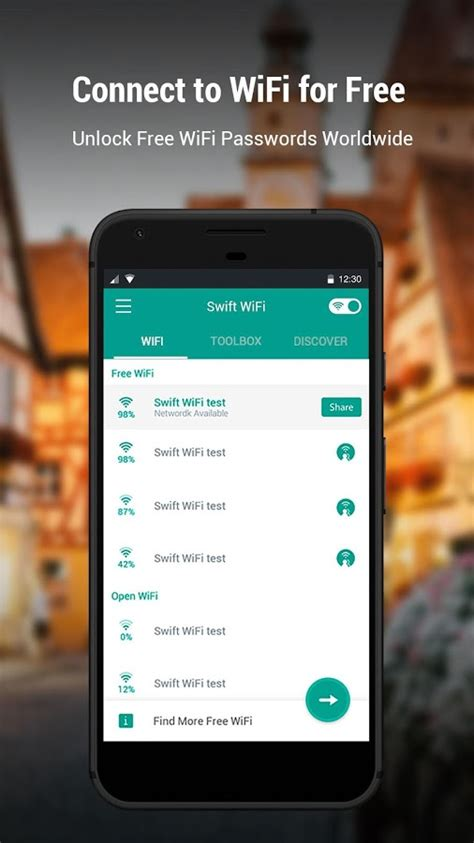 swift wifi  wifi hotspot portable android apps