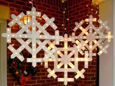 diy home christmas decorations 20 diy outdoor christmas decorations ideas 2014
