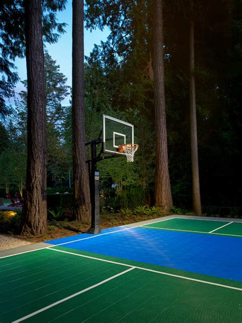 outdoor basketball court design ideas remodel