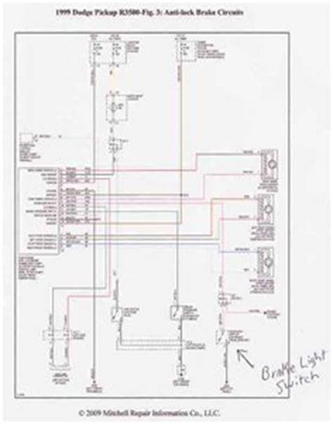 wiring diegram  dodge ram  fixya