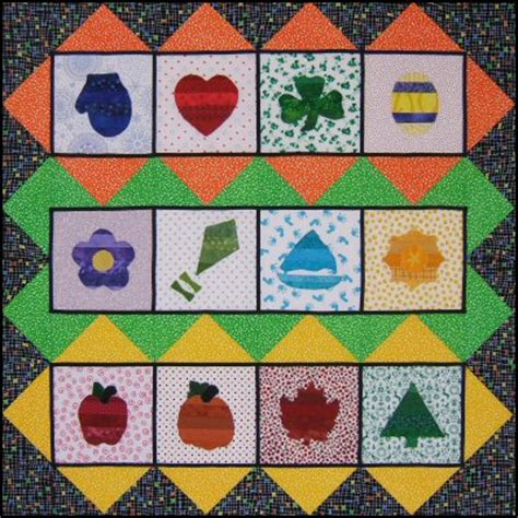 Calendar Quilts Block Of The Month Free Quilt Block Of The Month Quilt Pattern From