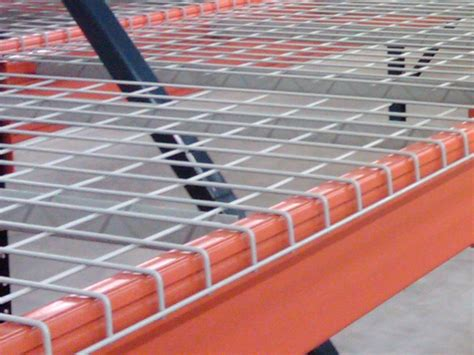 Pallet Rack Wire Decking by Pallet Rack And Wire Decking Nc Teardrop Pallet