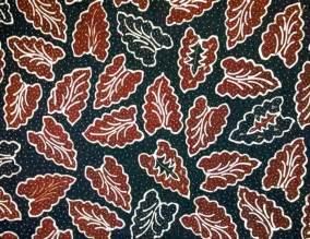 50 motif batik modern nusantara yang terkenal model sederhana