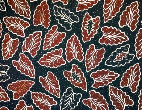 Wallpaper Bunga 541 by 50 Motif Batik Modern Nusantara Yang Terkenal Model