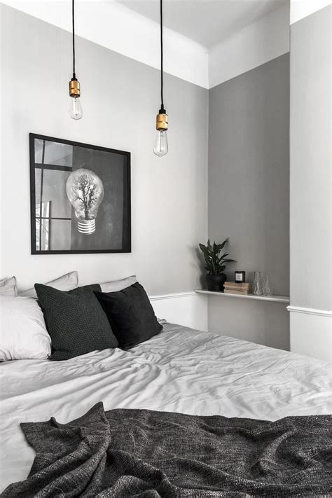 black white gray bedroom 25 best ideas about light grey bedrooms on pinterest