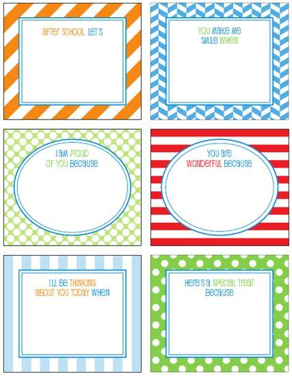 Free Printable Compliment Cards