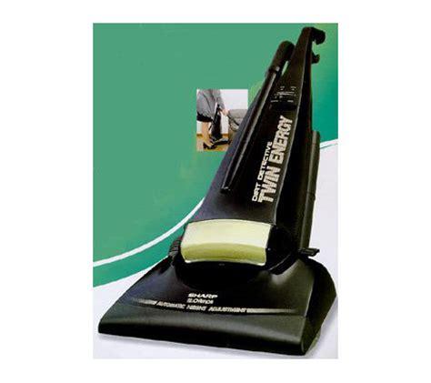 Sharp Vacuum Cleaner Low Wattage Ec 8304 A sharp energy dirt detective vacuum qvc