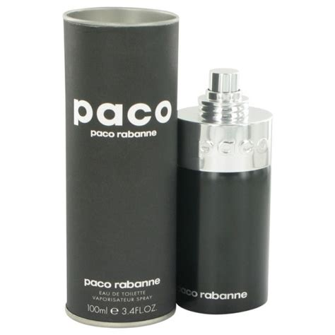 eau de toilette spray paco de paco rabanne en 100 ml unisexe