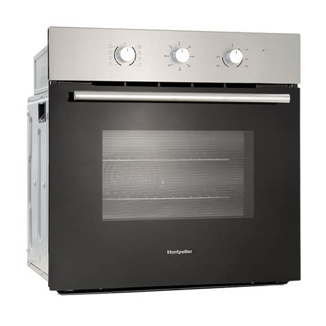 multifunction microwave oven stainless steel montpellier sfpo72mx single built in oven electric