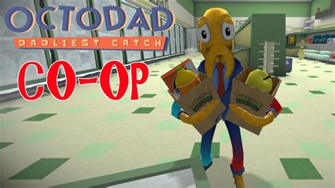 Octodad Dadliest Catch Co Op Mode Part 2 Father And Son Ps4 | octodad dadliest catch co op mode part 2 father and