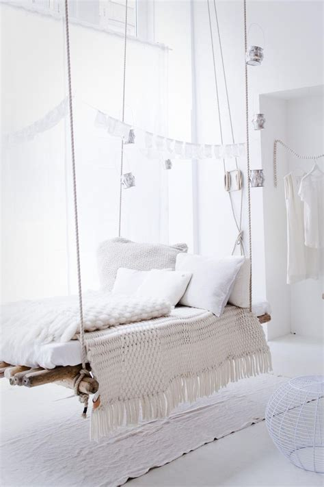 hanging bed swing 17 best images about swings outdoors and in on pinterest