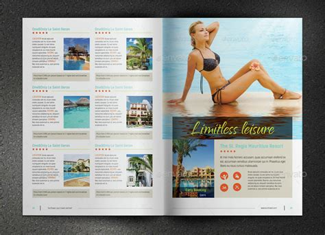 travel brochure travel brochure by sabin vp graphicriver