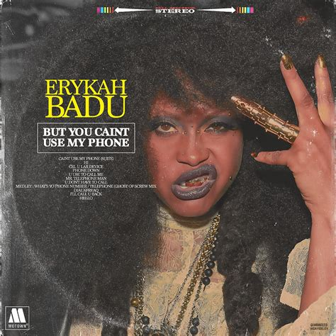 Erykah Badu Vinyl Collection - designer patso dimitrov reimagines contemporary hip hop