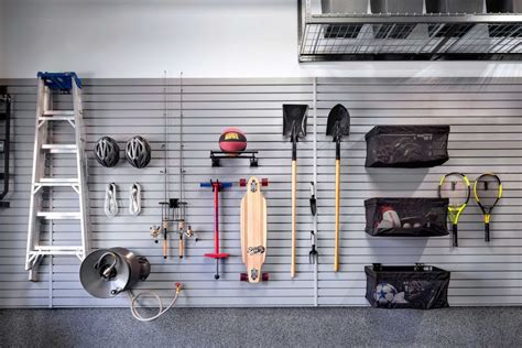Organizing Garage Ideas - a one car garage that s fit for two