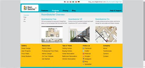 free roomsketcher software free floor plan software roomsketcher review