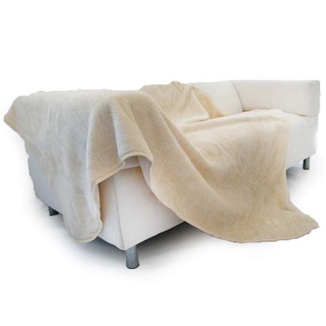 Luxury Faux Fur Mink Blanket Fleece Throws For Settee Sofa