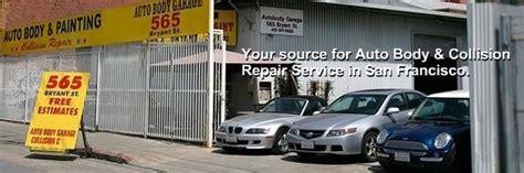auto body garage auto repair soma san francisco ca