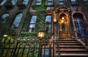 new york city apartments architecture and entrances