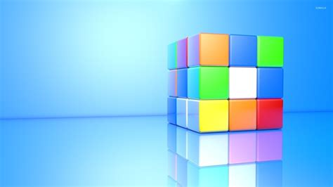 wallpaper 3d cube colorful 3d rubik s cube wallpaper 3d wallpapers 52533