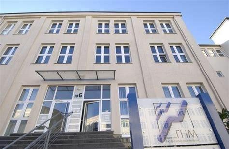 Mba Bamburg by Fachhochschule Des Mittelstands Bielefeld Mba Vergleich De