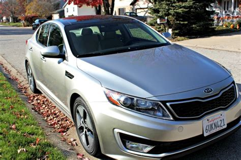 2012 Kia Optima Safety Rating 2012 Kia Optima Hybrid Review