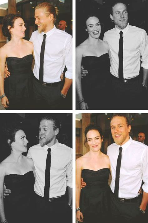 charlie hunnam and maggie siff relationship 27 best images about charlie and maggie on pinterest