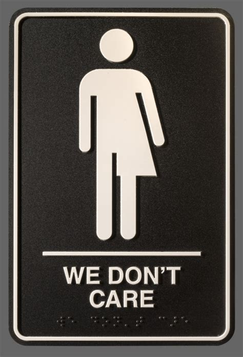 Bathroom Signal by This New Zealand Theatre Has The Best Gender Neutral Bathroom Sign 183 Pinknews
